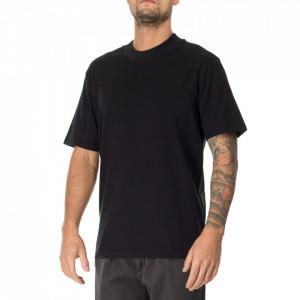 Minimum tshirt uomo nera con taschino