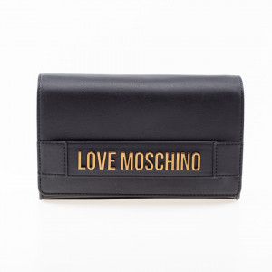 Moschino Love borsa piccola nera