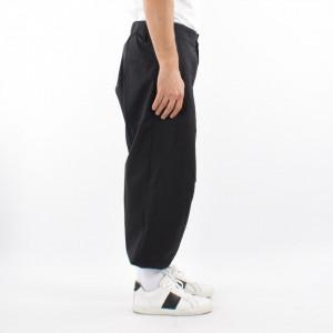 Odeur pantalone nero baggy