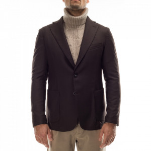 Outfit giacca uomo marrone
