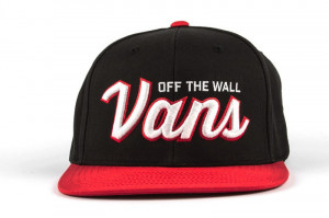 Vans cappello snap-back