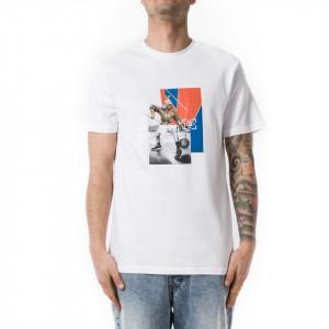 Les Benjamin t-shirt con stampa uomo
