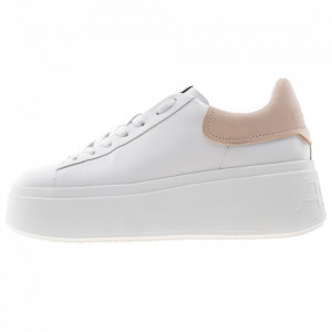 Ash Moby white high para sneakers