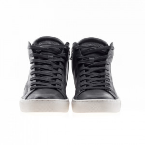 Crime-london-sneakers-alte-pelle-nere