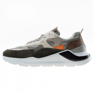 Date running sneakers Fuga Horsy gray