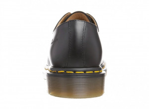 Dr Martens scarpe basse stringate nere