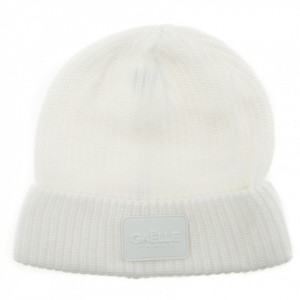 Gaelle cappello bianco in lana