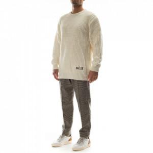 Gaelle-maglione-bianco