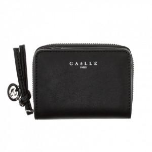 Gaelle portafoglio classico mini con zip