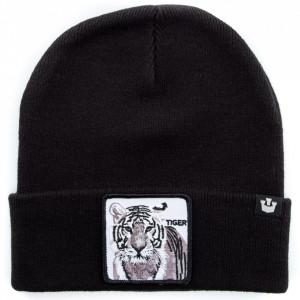 Goorin cappello in lana nero tigre