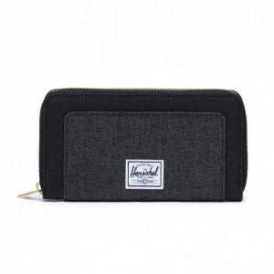Herschel portafoglio nero Thomas