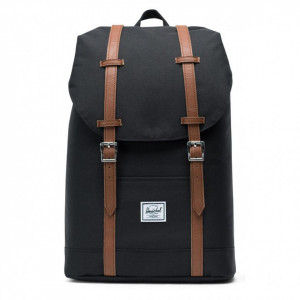 Herschel zaino nero Retreat