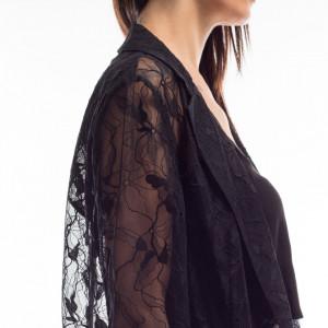 giacca-in-pizzo-nera-elegante