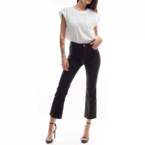 Jijil black flared jeans