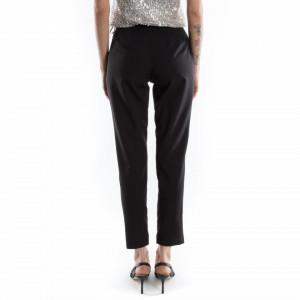 pantaloni neri classici estivi