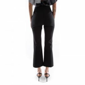 pantaloni vita alta estivi