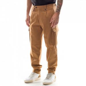 Myths pantalone cargo marrone