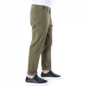 Pantalone-uomo-classico-verde