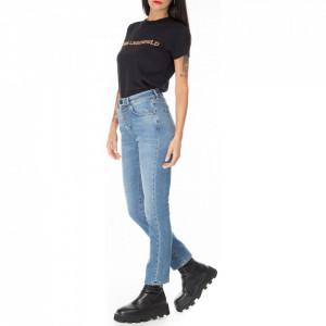 Pinko jeans gaia con pietra