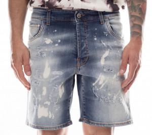 studio-homme-bermuda-jeans-chiaro