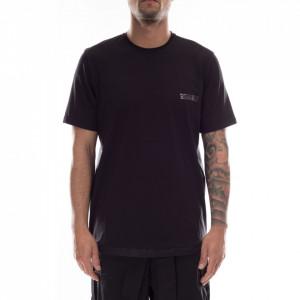 Studio Homme black drawstring t-shirt