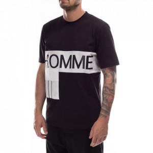t-shirt-nera-tascone-bianco