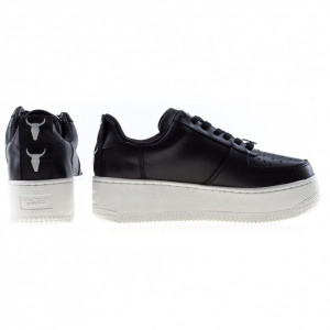 Windsor Smith Racerr sneakers platform donna nere