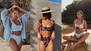 Cu sau fara plaja - Iată cele 8 tendințe ale costumelor de baie, de încercat în această vară