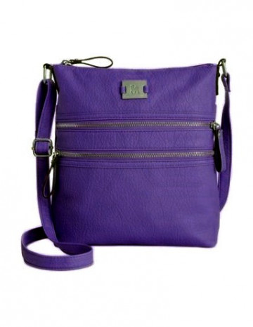 Poze Geanta Style&Co. Veronica Crossbody Purple
