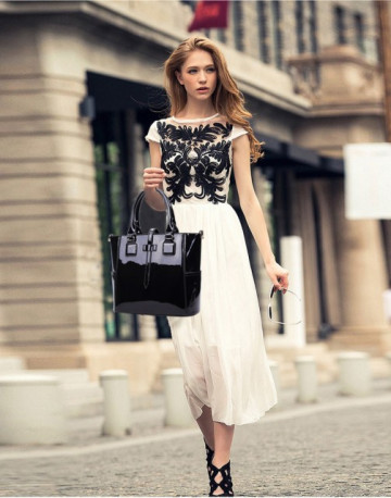 Poze Set Dresden Black
