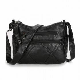 Geanta Dama Crossbody Stix Black