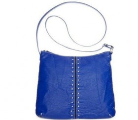 Geanta Marc Fisher Pizzazz Sling Bag Blue