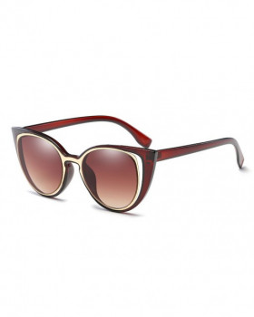 Ochelari de Soare Cat Eyes Smart Brown