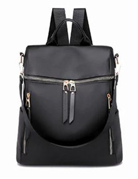 Rucsac Dama Convertible Belle Black
