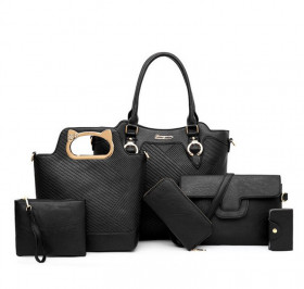 Set Genti Dama Catalicious Black