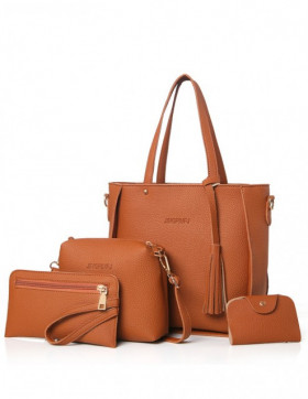 Set Genti Dama Isero Brown