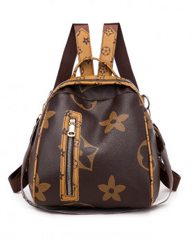 Rucsac Dama Convertible Brooks Brown