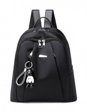 Rucsac Oxford Double Black