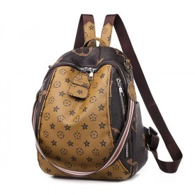 Rucsac Dama Convertible Elphin Brown