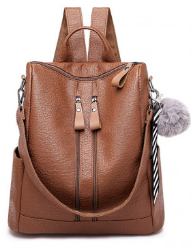 Rucsac Dama Convertible Freeway Brown