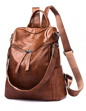Rucsac Dama Convertible Winkhill Brown