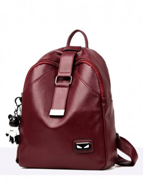 Rucsac Dama La Loupe Teddy Red