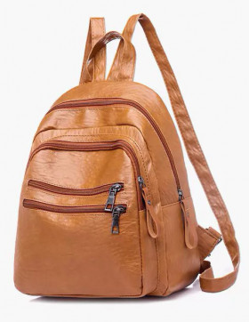 Rucsac Hustle Brown