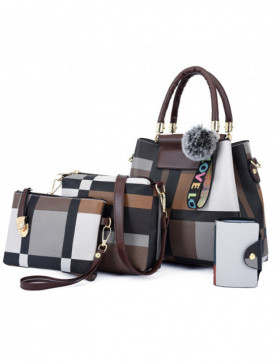 Set Genti Dama Irwin Brown