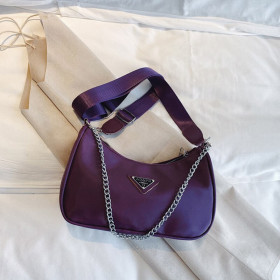 Geanta Dama Crossbody Praga Purple