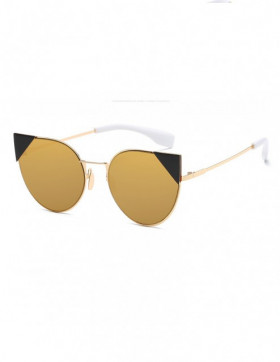 Ochelari de Soare Cat Eyes Bright Brown