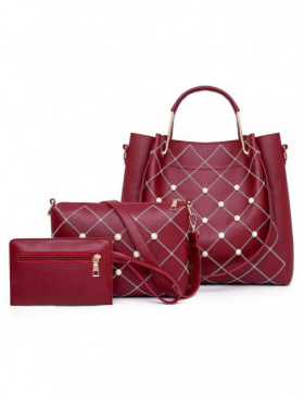 Set Genti Dama Aguila Red