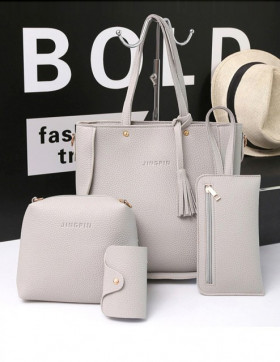 Set Genti Dama Isero Grey