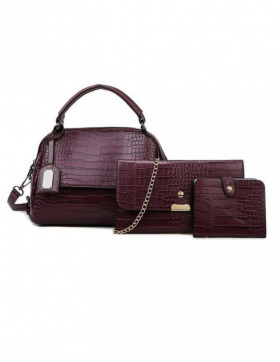 Set Genti Dama Toledo Purple*