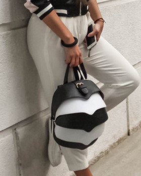 Rucsac Bug Black & White